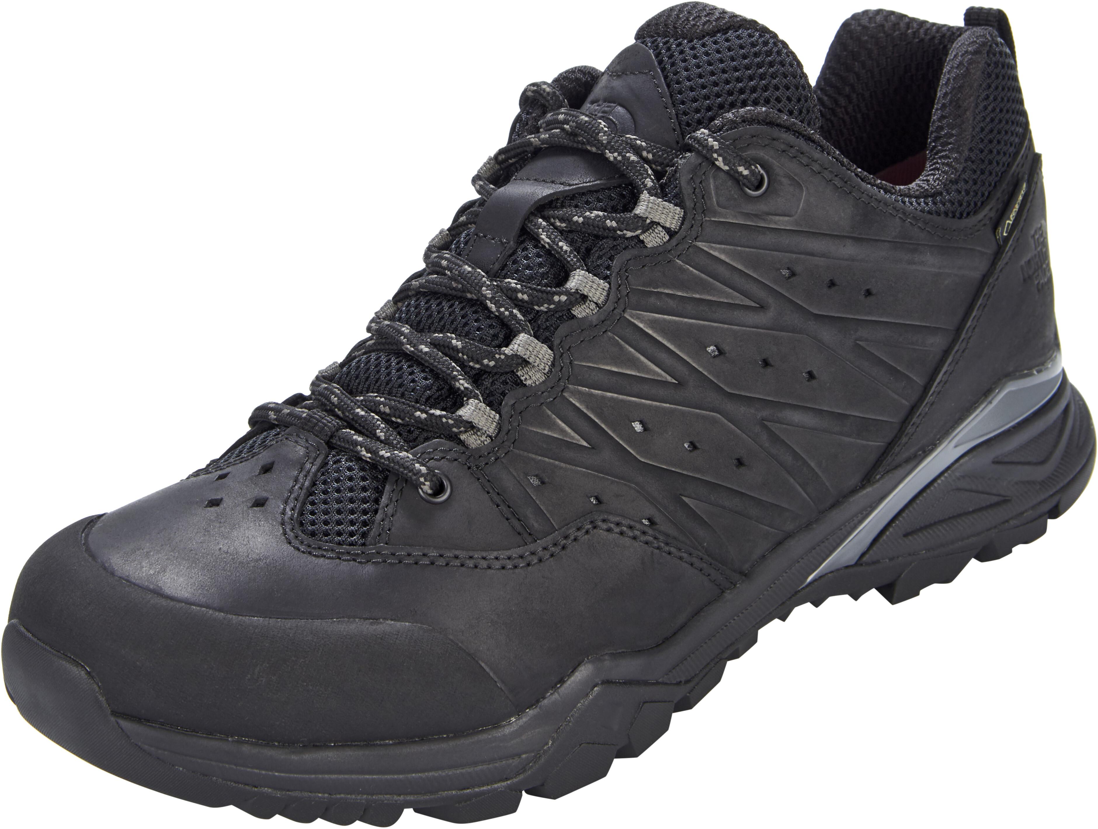 North Face Shoes Hedgehog Black